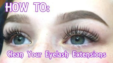 Eye Makeup Remover For Eyelash Extensions