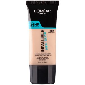 L'Oreal Paris Makeup Infallible Pro-Grow Foundation